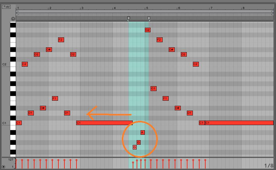 "Teknik Bassline Pattern ""Ten Walls Bassline"" Dalam Musik Deep-House"