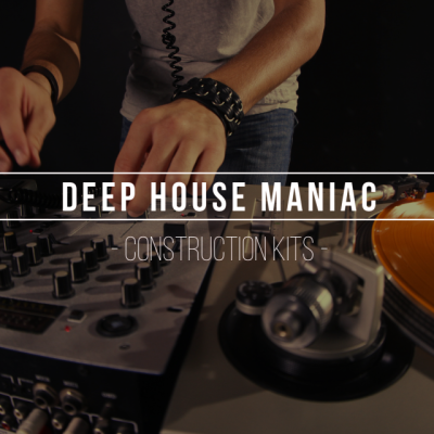 Deep House Maniac Pack - PMP_00000