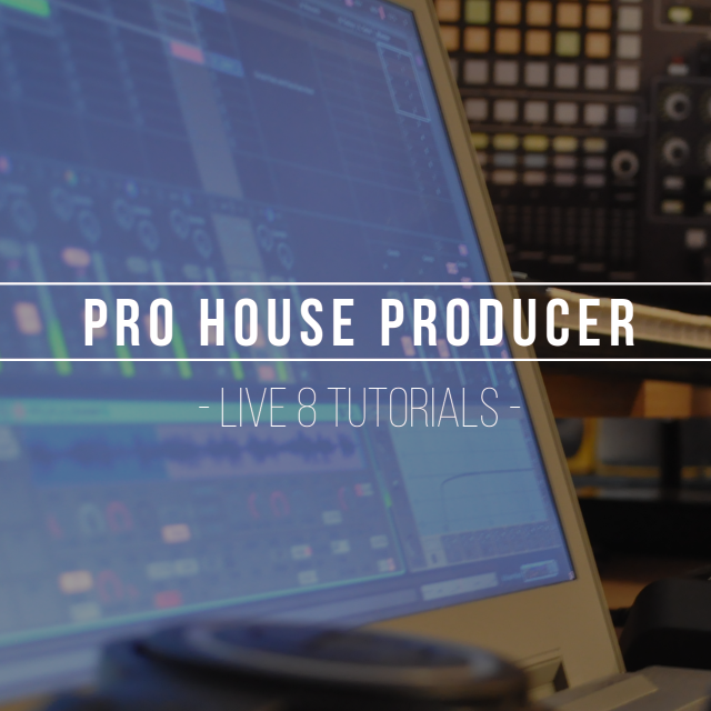 Pro House Producer Pack - PMP_00000