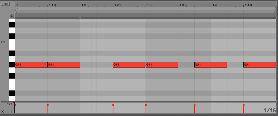 5 deep house bassline patterns to try out pro music for Classic house bass lines