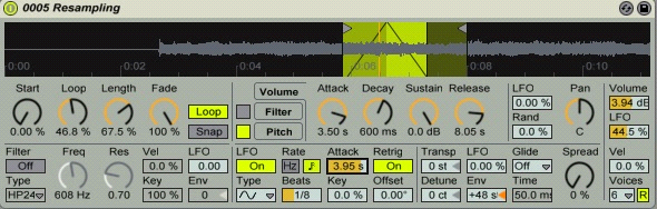 Creating A Riser In Ableton 8