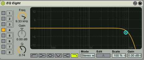 Creating A Riser In Ableton 9