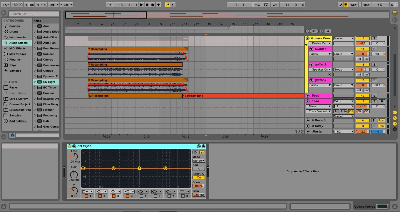 4 Fundamental Mixing Techniques In Ableton Live - 3