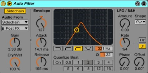 How To Use Sidechain In Ableton Live 10