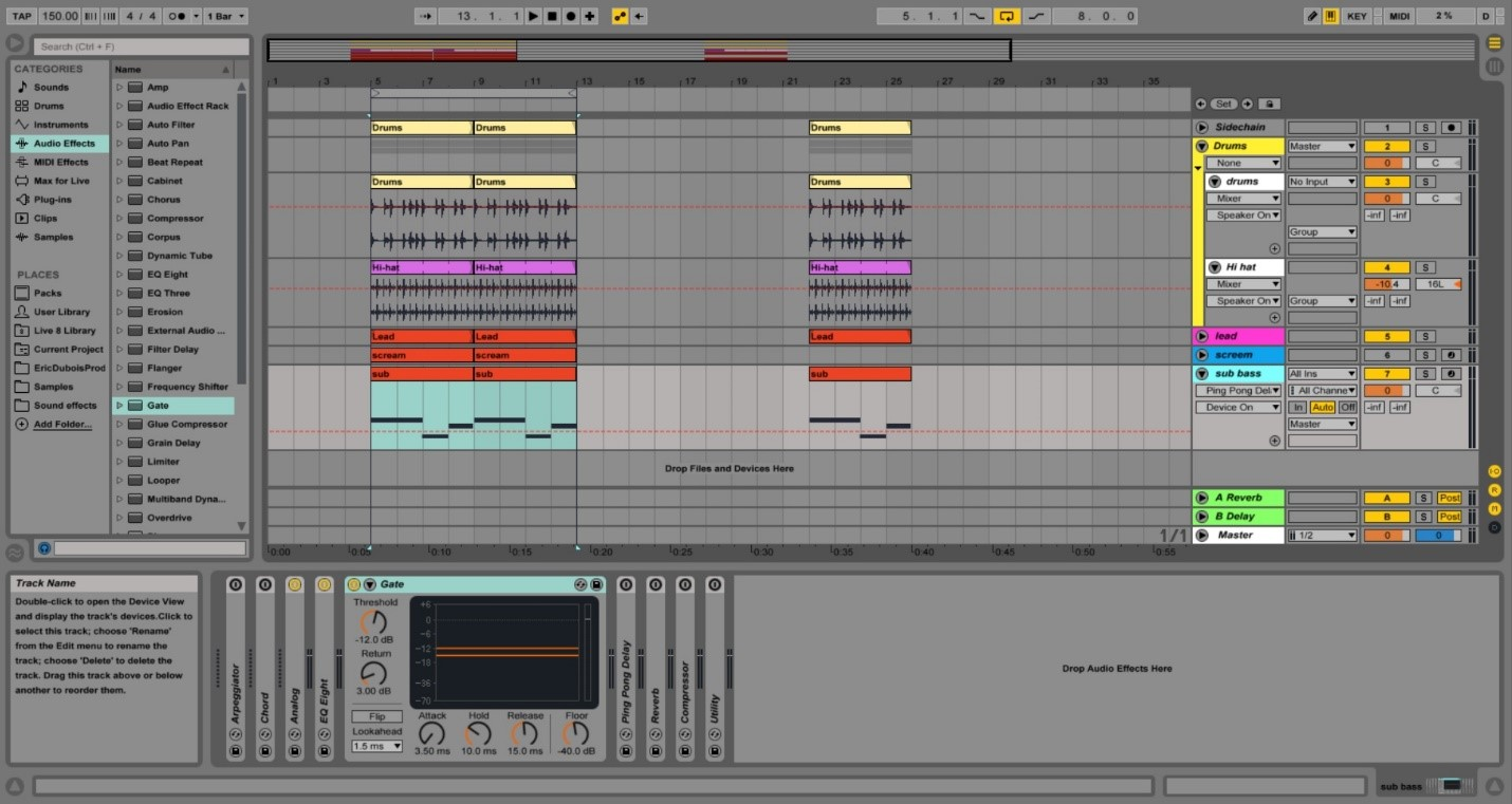 How To Use Sidechain In Ableton Live 11