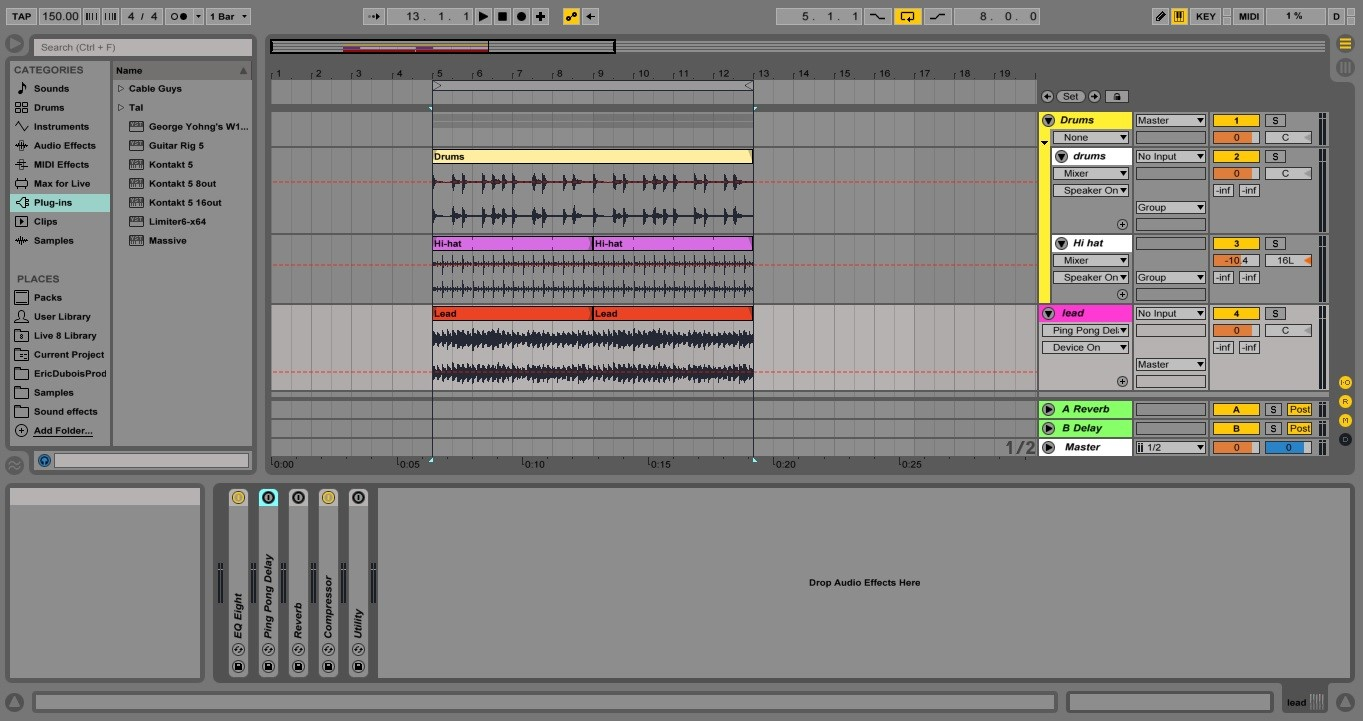 How To Use Sidechain In Ableton Live 2