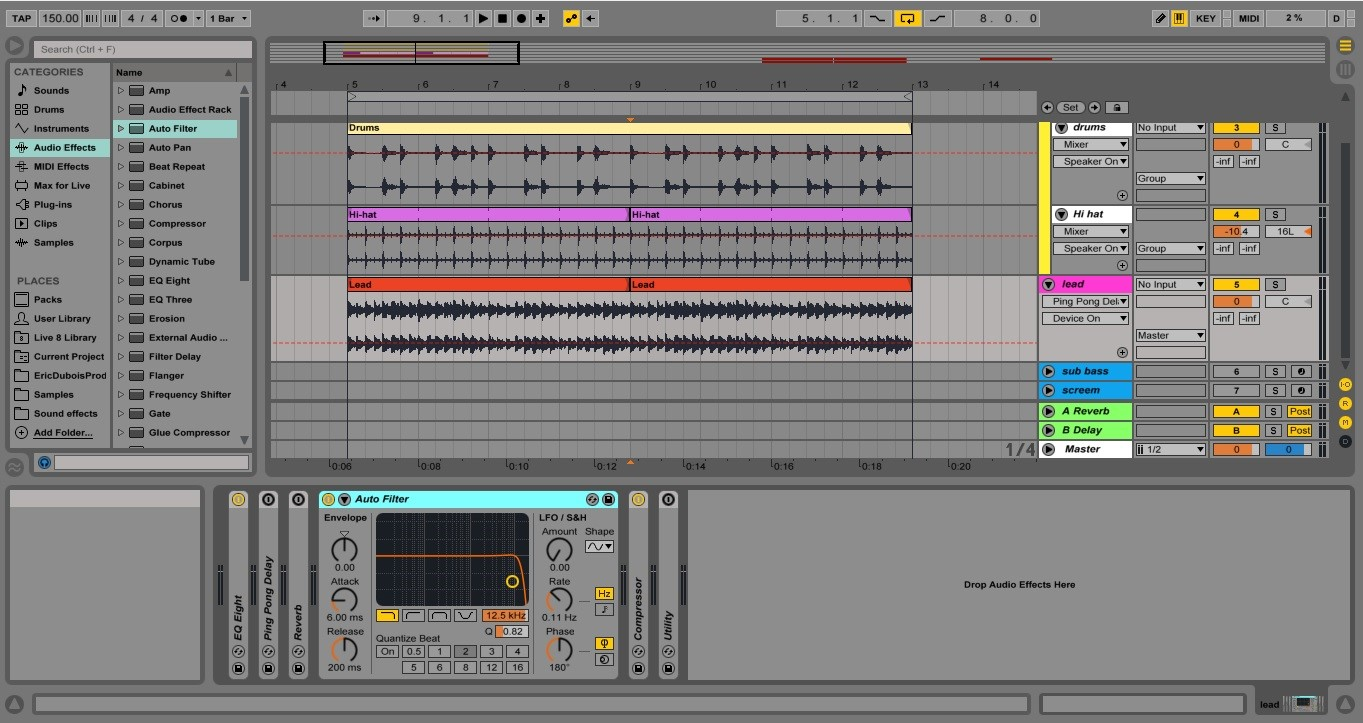 How To Use Sidechain In Ableton Live 3