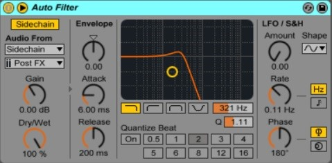 How To Use Sidechain In Ableton Live 5