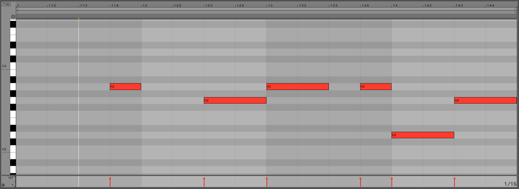 BASS - How To Make Tech House In Ableton Live