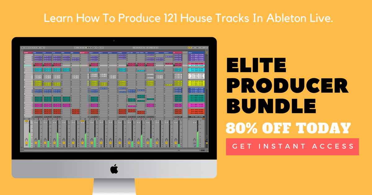 ELITE PRODUCER BUNDLE PROMO